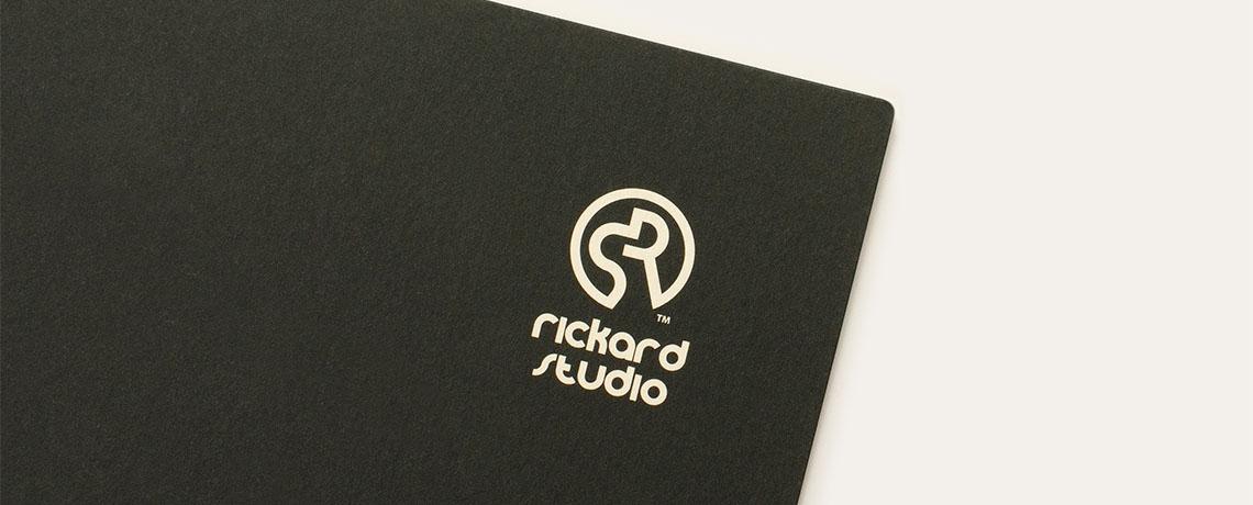 Rickard Studio logo