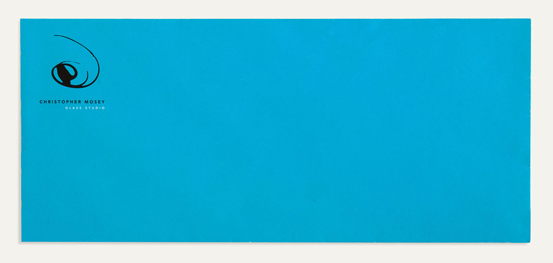 christopher mosey-stationery-envelopes front