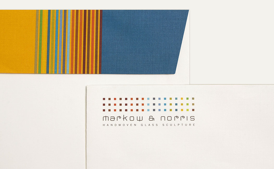 markow and norris-stationery envelopes