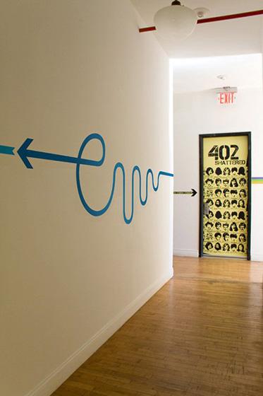 new york loft hostel-federico rozo-signage 4