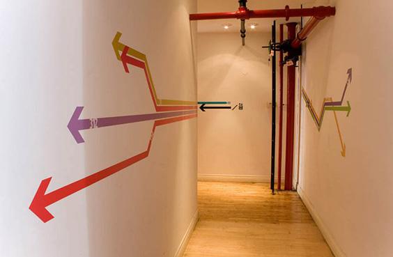 new york loft hostel-federico rozo-signage 7