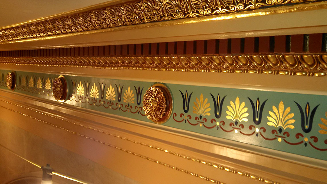 williamsburgh savings bank balcony molding-federico rozo